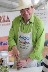 Daniel de la Parte Rugama Fundador de Sierra Maestra Distribuciones Solidarias